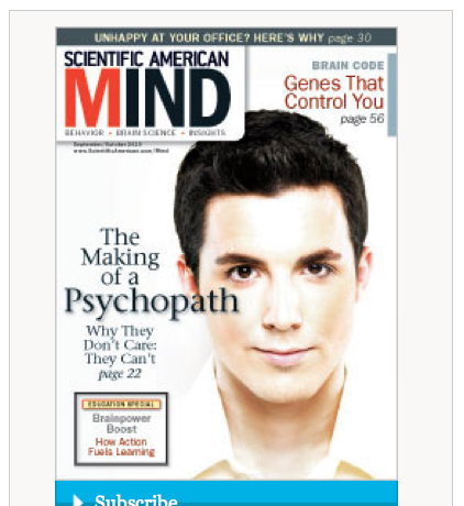 Psychopath Article Image